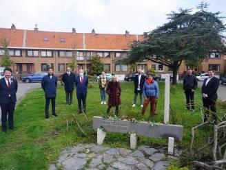 Socialisten vieren 1 mei bij gedenkteken van boegbeeld Henri Edebau