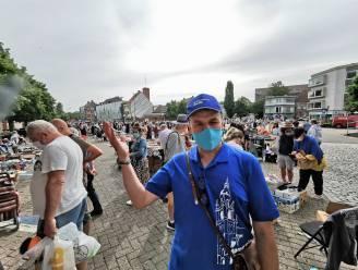 Na negen maanden opnieuw rommelmarkt in Halle