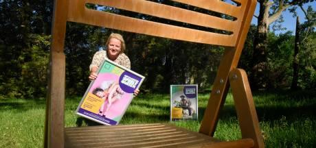 Lekker in het park naar cabaret kijken: dit theater in Woerden houdt deze zomer alléén voorstellingen buiten