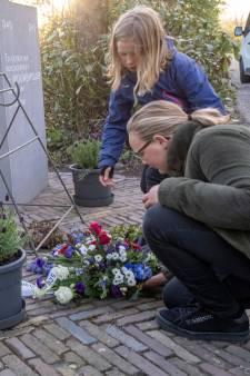 Schooljeugd betrokken bij bescheiden herdenking Vrouwenpolder