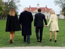 Le dîner glamour des Trump et des Macron