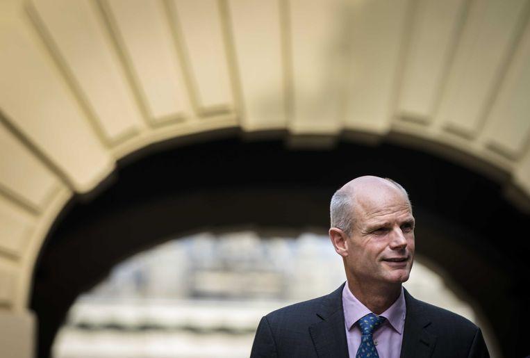 Stef Blok, Nederlands minister van Veiligheid en Justitie. Beeld ANP