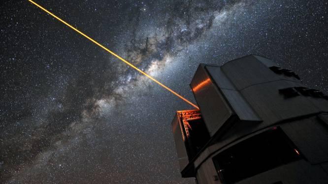 Astronomen willen aarde 'verstoppen' voor aliens