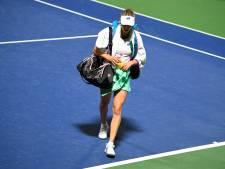 C'est (déjà) fini pour Elise Mertens, tenante du titre, à Doha