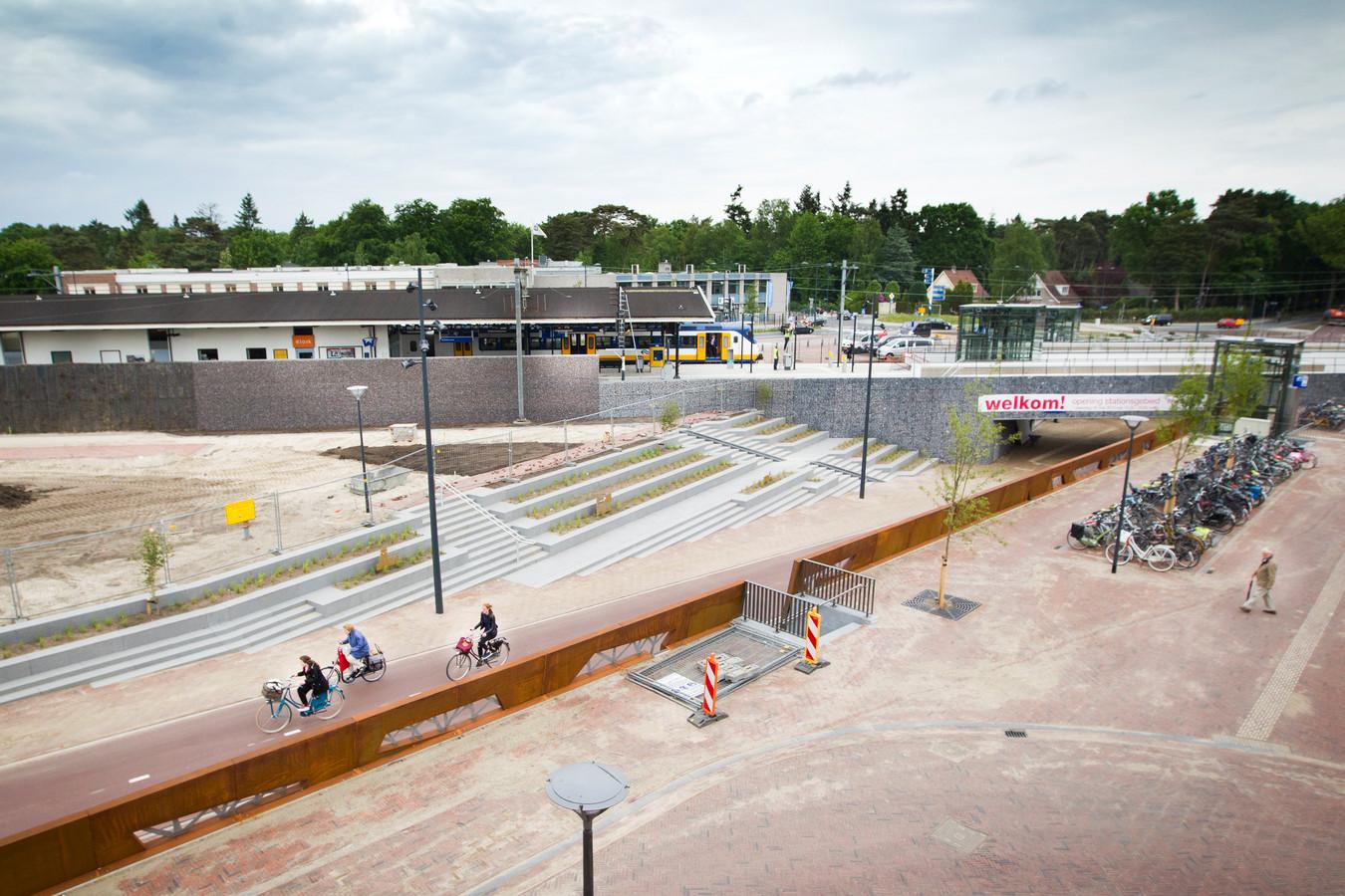Station Bilthoven.
