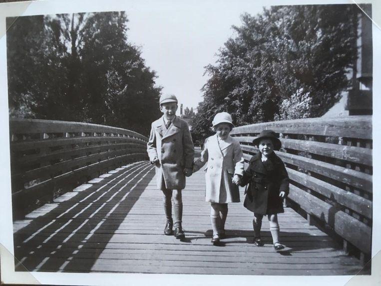 Willemijn (rechts). Beeld Familiearchief