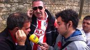 Oeps: fan Atlético laat finaleticket achter in Madrid