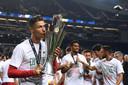 Portugal won in 2019 de Nations League in eigen huis.