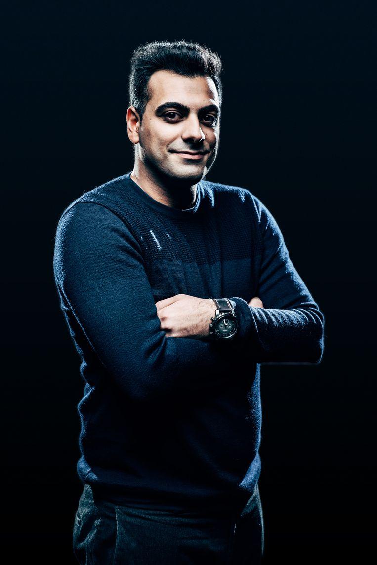 'De mol'-kandidaat Bahador. Beeld RV