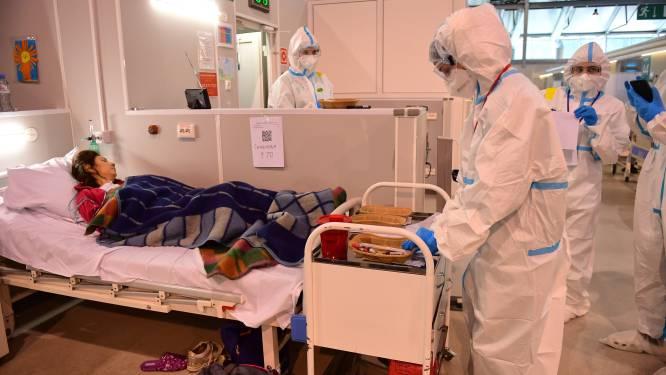 Hoogste aantal Russische coronadoden en nieuwe besmettingen in vijf maanden