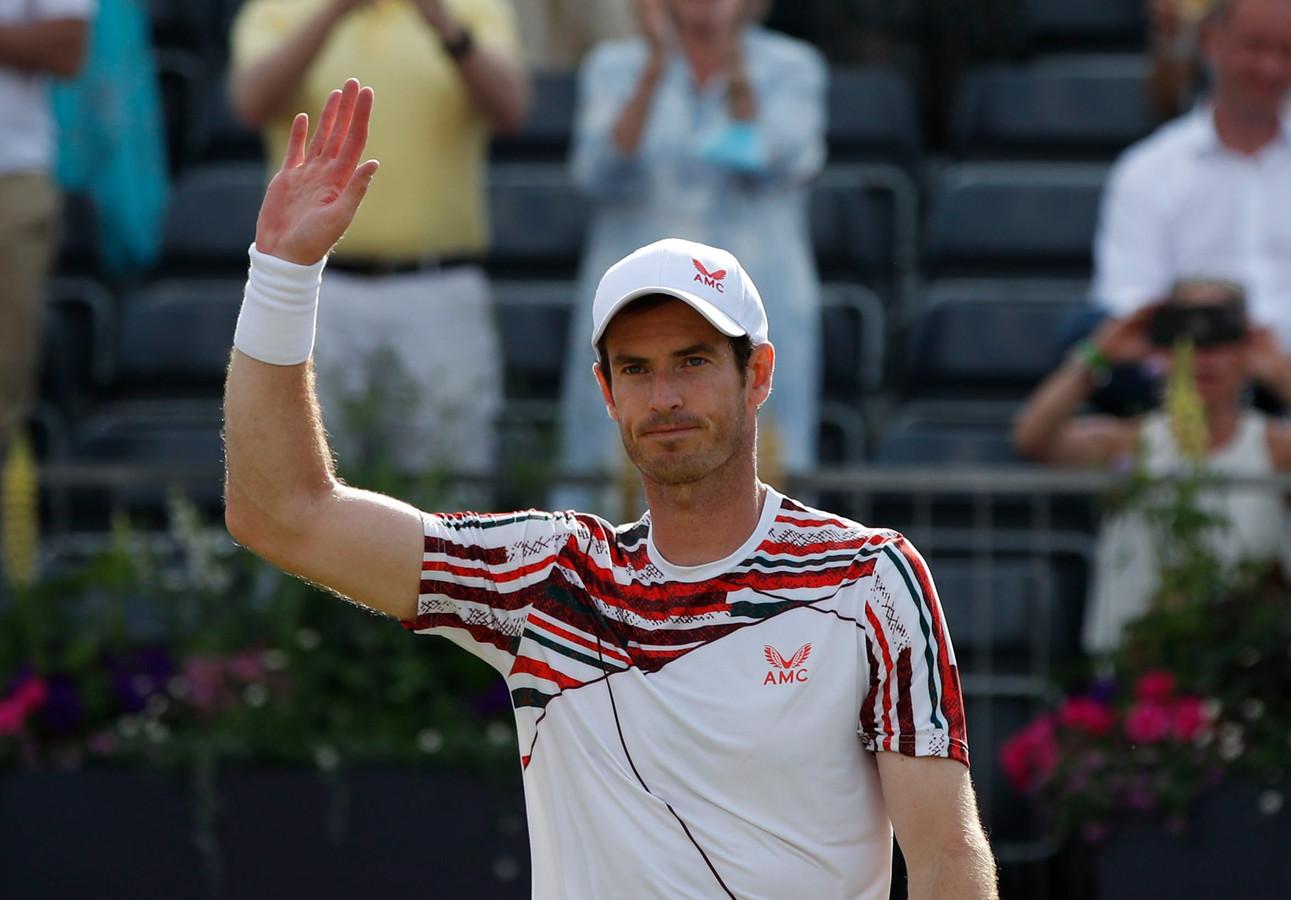 Andy Murray won Wimbledon in 2013 en 2016.