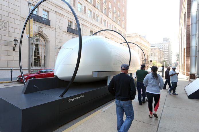 In de VS bestaan plannen voor een hyperloop tussen St. Louis en Kansas City, steden in Missouri.