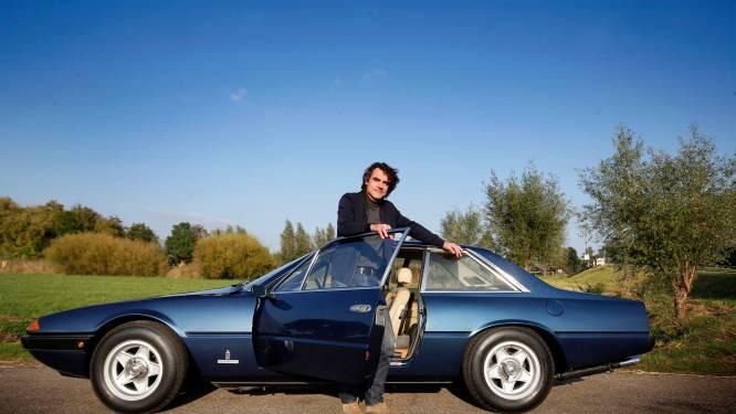 Over de Ferrari van Bert gaat een wel heel bijzonder gerucht rond: 'Weet niet of ik het geloof'