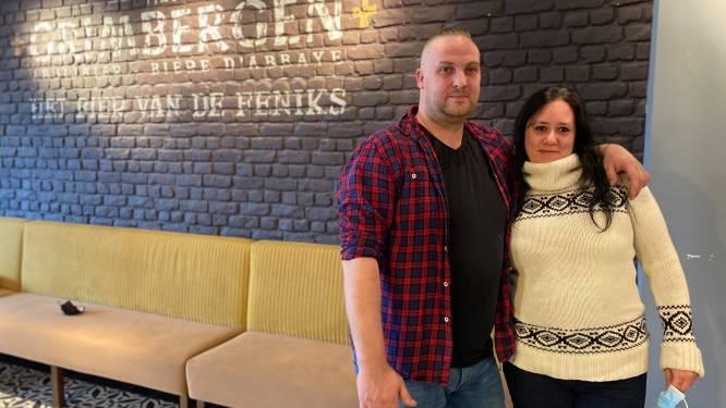 """Koppel tovert café 't Zijspoor om tot eetcafé met bed & breakfast: """"Het wordt een grote uitdaging"""""""