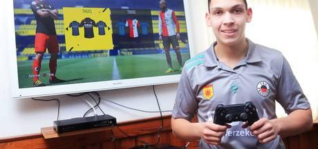 FC Utrecht weekt e-talent  Danny Hazebroek los bij Excelsior