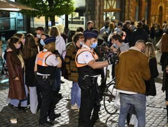 """VIDEO Oude Markt liep leeg op ruim kwartier: """"Dit was een mooie dag"""""""
