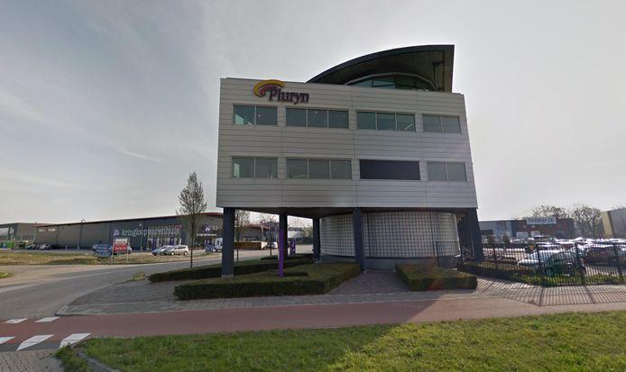 Het hoofdkantoor van Pluryn aan de Industrieweg in Nijmegen.
