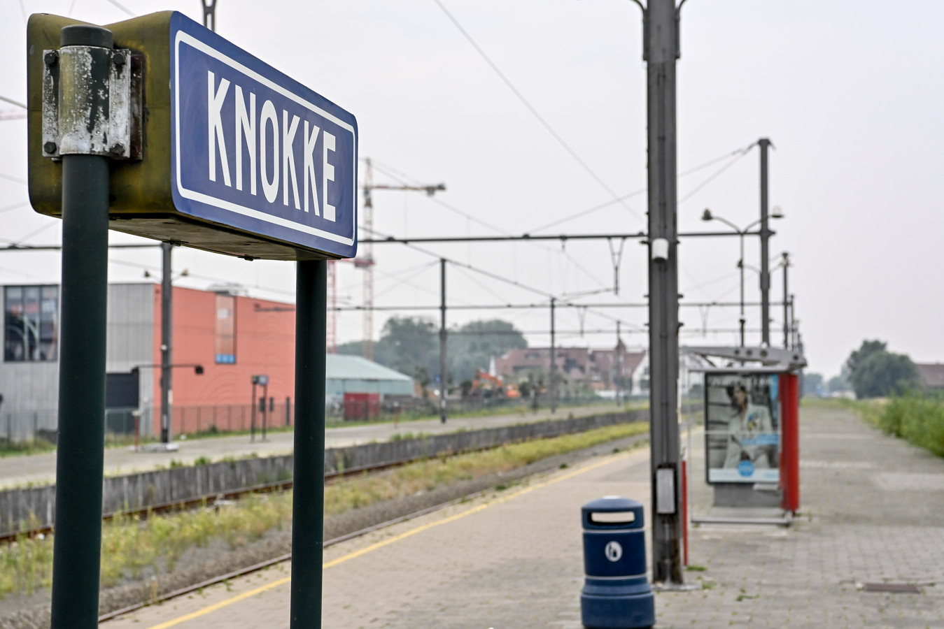 L'offre de trains de et vers Blankenberge, Knokke et Ostende sera réduite ce week-end et les temps de parcours seront prolongés.