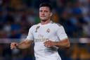 Luka Jovic moet het voorlopig doen met korte invalbeurten bij Real Madrid.