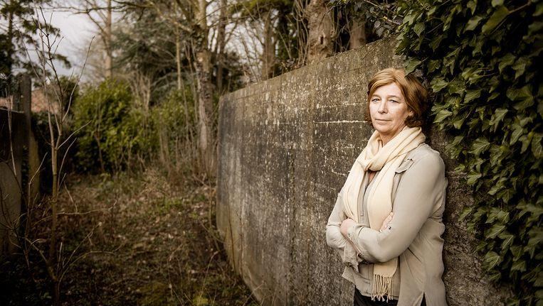 Petra De Sutter schreef een boek over haar dubbelleven als prof, wetenschapper, jonge vader. Beeld Eric de Mildt