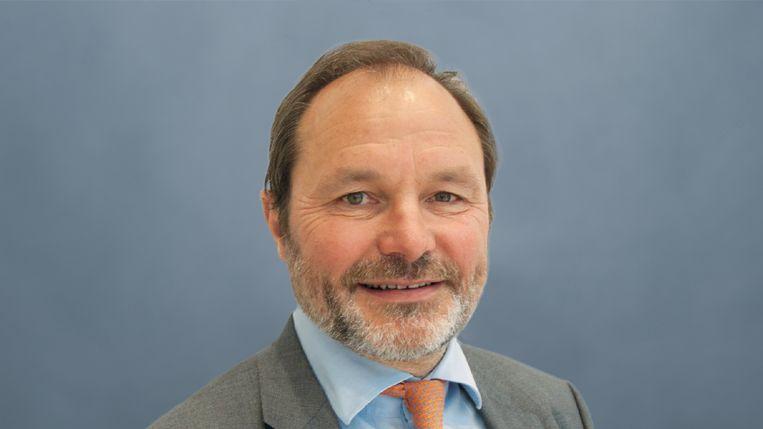 Guy Lerminiaux: 'Een pensioen bij elkaar sparen, dat kan niet meer bij de bank. Je moet naar de beurs.' Beeld RV
