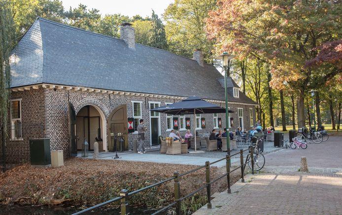 Het Dinghuis in Deurne.