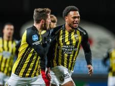 Openda verlost Vitesse op klassieke bekeravond van Excelsior