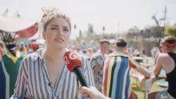 """Iraans meisje eindelijk op Tomorrowland: """"Het lijkt een droom, in Iran is het verboden om te dansen"""""""