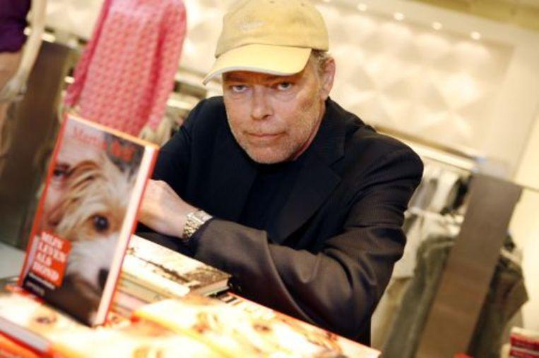 Martin Bril (archieffoto, maart 2009). ANP Kippa Beeld
