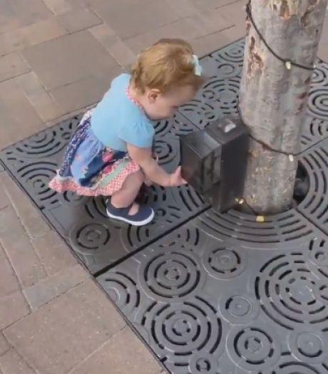 La vidéo de cette petite fille obsédée par le gel hydroalcoolique devient virale