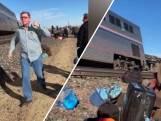 Trein ontspoort in VS: 3 doden en tientallen gewonden