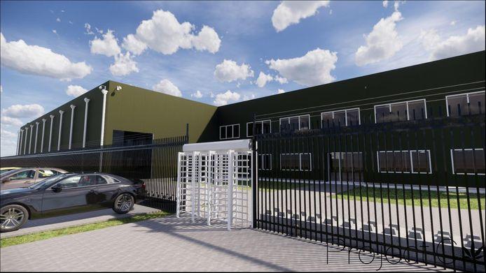 Dit gebouw wil Project C, initiatief van onder meer de Bredase advocaat Peter Schouten, wegzetten aan het Lochtsepad. Project C heeft de grond daar (28.500 meter) al in bezit en een optie op de lap ernaast (15.000 vierkante meter).