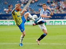 RKC zet eindsprint net te laat in en verliest van Heerenveen