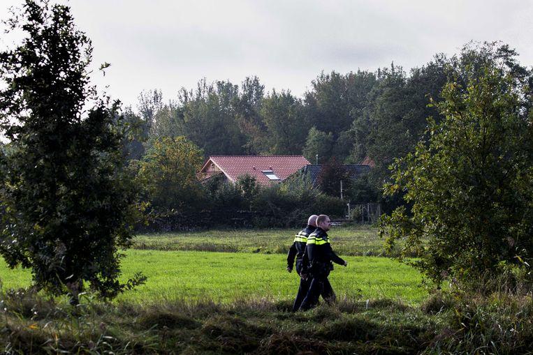 De boerderij in Ruinerwold. Beeld EPA