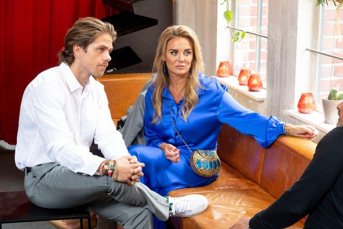André Hazes en Monique