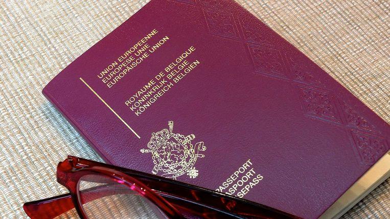 Belgisch paspoort: felbegeerd bij de Britten na de brexit. Beeld rv