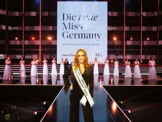 33-jarige mama is nieuwe Miss Duitsland