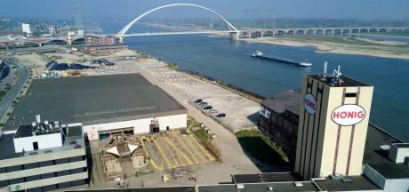 Plan voor hotel met vijftig kamers in silo van Honigcomplex in Nijmegen