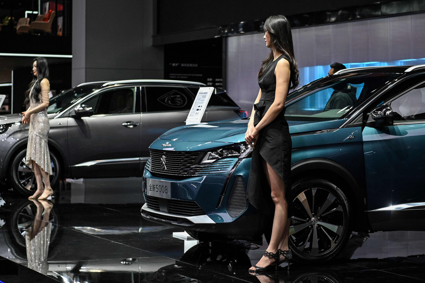 Ook Peugeot verkoopt veel auto's in China.
