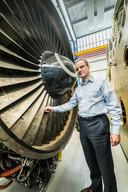 Luchtvaartdeskundige Joris Melkert.
