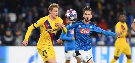 Kritiek op De Jong: 'Een andere De Jong dan die van Ajax'