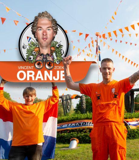 Duizenden fans feesten op Oranje-rotonde dankzij Joey uit Apeldoorn: 'Dit mag nooit verloren gaan'