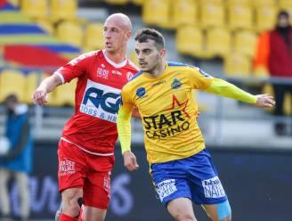 """Gilles Dewaele (KV Kortrijk) heeft er nog zin in: """"We kunnen nog twaalfde worden"""""""