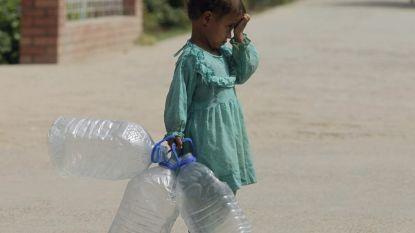 Bijna één op de twee scholen ter wereld hebben geen schoon water of toiletten