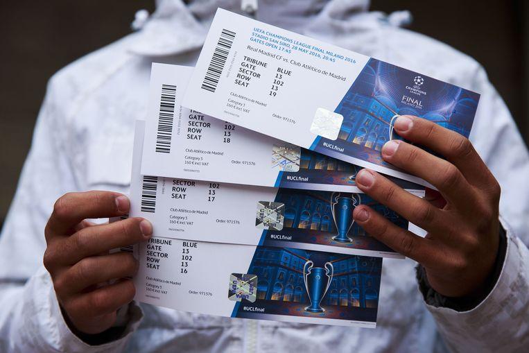 De Champions League is dit jaar het grote doel voor de Koninklijke Beeld Getty Images