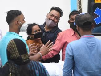 Al 4,4 miljoen vaccindosissen verspild in India