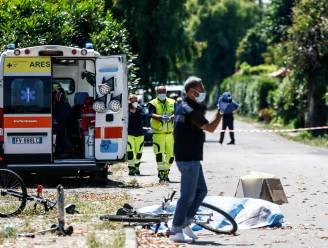 """Italië in shock: man schiet spelende broertjes (3 en 8) op straat dood: """"Ze stierven in armen van hun vader"""""""
