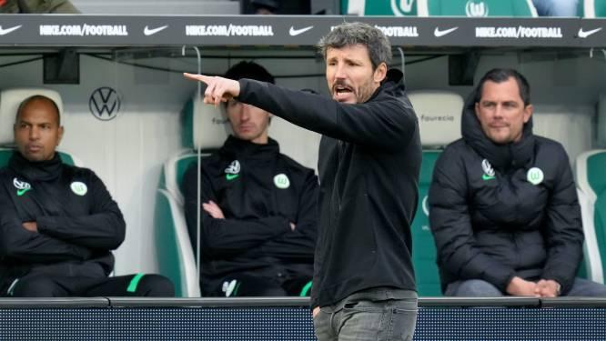 Mark van Bommel al na vier maanden ontslagen als trainer van Wolfsburg