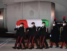 """L'Italie exige des """"réponses claires"""" sur l'assassinat de son ambassadeur au Congo"""