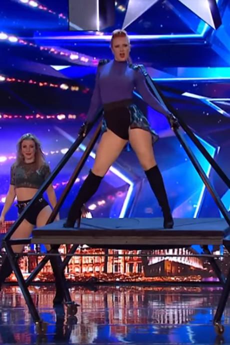 Tilburgs succes in Britain's Got Talent: Carey (25) naar halve finale